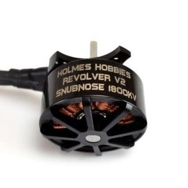 Holmes Hobbies Revolver V2 Snubnose BL Motor 1800KV