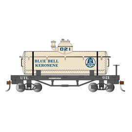 Bachmann Trains HO Blue Bell Kerosene Tank Car