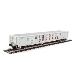Walthers Mainline 53' Railgon Wisconsin Central #54282 HO