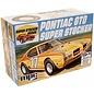 MPC Models 1/25 1970 Pontiac GTO Super Stocker 2T
