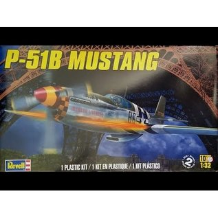 Revell 1/32 P-51B MUSTANG
