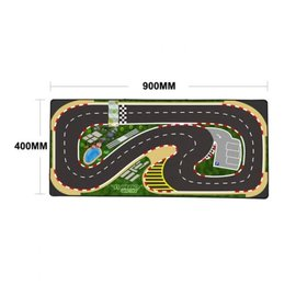 Turbo Racing Roll-out Racetrack Mat for 1:76 Turbo Racing RC Mini