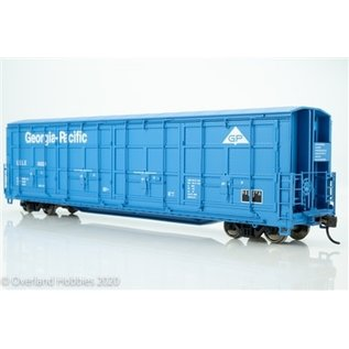 Walthers Proto 56'  Thrall All Door Box Car GP HO
