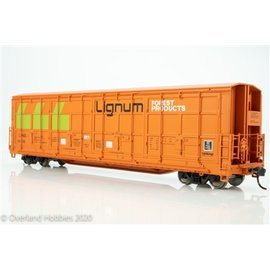 Walthers Proto 56'  Thrall All Door Box Car LUNX  HO