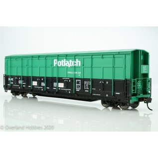 Walthers Proto 56'  Thrall All Door Box Car Ptitch  HO