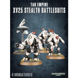 Games Workshop TAU XV25 STEALTH BATTLESUITS