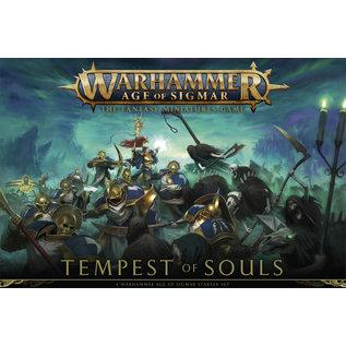 Games Workshop AGE OF SIGMAR: TEMPEST OF SOULS ENG