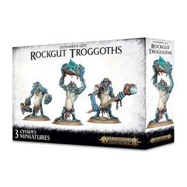 Games Workshop GLOOMSPITE GITZ ROCKGUT TROGGOTHS