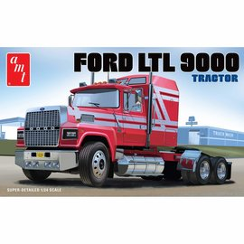 AMT 1/24 Ford LTL 9000 Semi Tractor