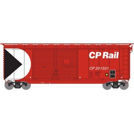 Athearn HO RTR 40' Double Door Box, CPR #291501