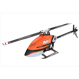 Ohio Model Products OMPHobby M1 RC Helicopter OMP Protocol Version - Orange