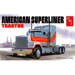 AMT 1/24 American Superliner Semi Tractor