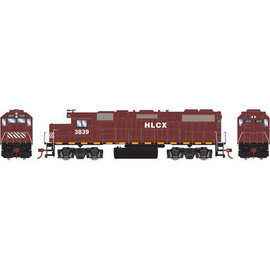 Roundhouse HO GP38-2 w/DCC Decoder, HLCX #3839
