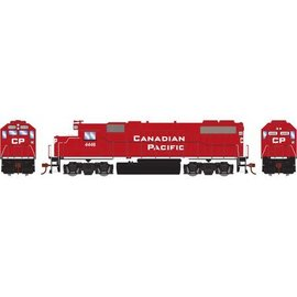 Roundhouse HO GP38-2 w/DCC Decoder, CPR/New Beaver #4446