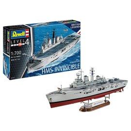 Revell Germany 1:700 HMS Invincible (Falklands War)