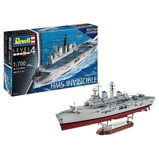 Revell Germany 1:700 HMS Invincible Falklands War