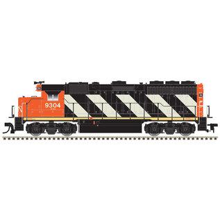 Atlas EMD GP40 DCC/LOKSOUND CN #9304 N