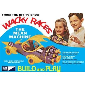 MPC Models 1/32 Wacky Races Mean Machine SNAP