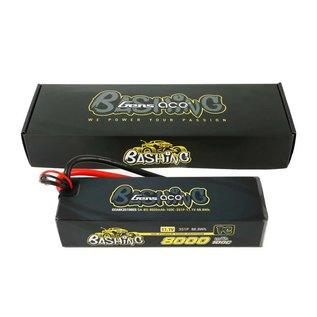 Gens Ace 11.1V 8000mAh 3S 100C Lipo: EC5