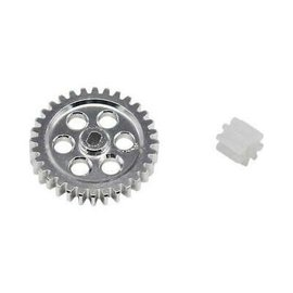 Hot Racing 0.5M spur gear conversion SCX24