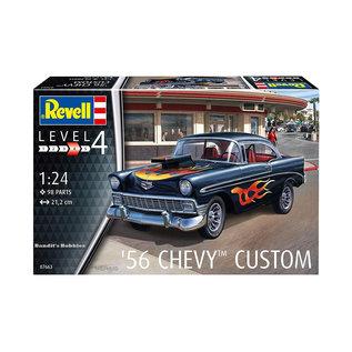 Revell Germany 1/24 1956 Chevy Custom