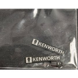 True North RC SCALE CAR BADGE - KENWORTH