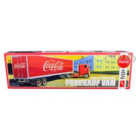 AMT 1/25 Fruehauf Van/Semi Coca Cola (trailer only)