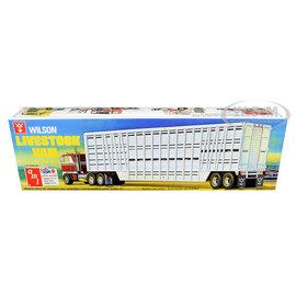 AMT 1/25 Wilson Livestock Van (Trailer only)