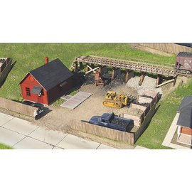 Coldwater Coal Company HO Lasercut kit