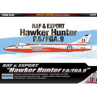 Academy 1/48 RAF/Export Hawker Hunter F.6/FGA.9