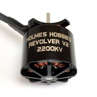 Holmes Hobbies Revolver V2 BL Motor 2200kv