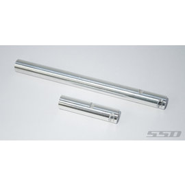SSD RC Aluminum Axle Tubes for Ryft