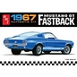 AMT 1/25  1967 Ford Mustang GT Fastback