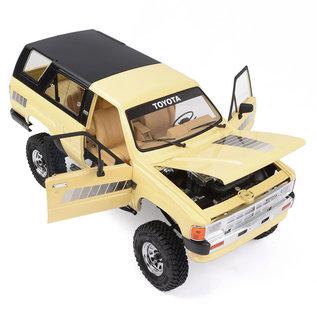 RC4WD RC4Z Trail finder 2 W/1985 Toyota 4Runner Hd Body set  Ltd Ed.