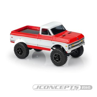 J Concepts 1970 Chevy K10, Axial SCX24 Body