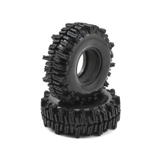"""RC4WD 1.9 Mud Slinger 2 XL Scale Tires 4.21""""OD (2)"""
