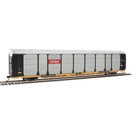 Walthers Proto 89' Thrall Bi-Level Auto Carrier CP HO