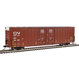 Walthers Trainline Insulated Boxcar CN HO