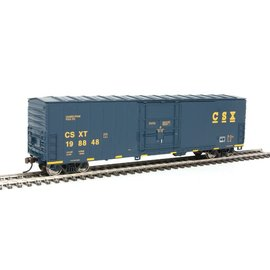 Walthers Trainline Insulated Boxcar CSX HO