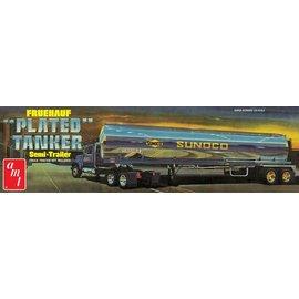 AMT 1/25 Fruehauf Plated Tanker Trailer (Sunoco)