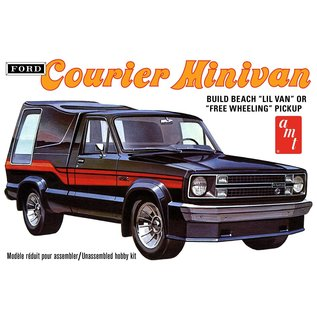 AMT 1/25 1978 Ford Courier Minivan