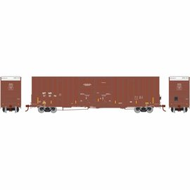 Athearn HO RTR 60' Gunderson Box, M&T #175174