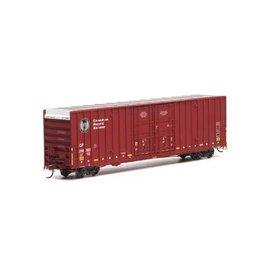 Athearn HO RTR 60' Gunderson Box, CPR #218363