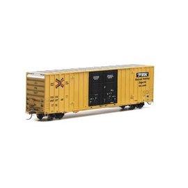 Athearn HO RTR 60' Gunderson Box, RBOX/TTX #660718