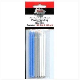 Alpha Abrasives Assorted Professional Sanding Needles
