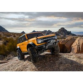Traxxas 1/10 TRX-4 2021 Ford Bronco Scale Trail Crawler Orange
