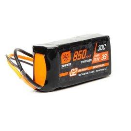 Spektrum 850mAh 3S 11.1V Smart G2 30C; IC2