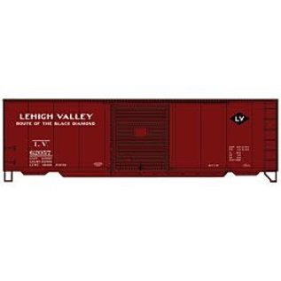 Accurail HO 40' PS-1 BOXCAR LEIGH VALLEY KIT