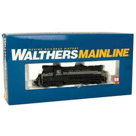 Walthers Mainline HO EMD GP9 Phase II, ESU LokSound DCC Sound, New York Central #5996