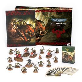 Games Workshop WH40K Beast Snagga Orks Army Set